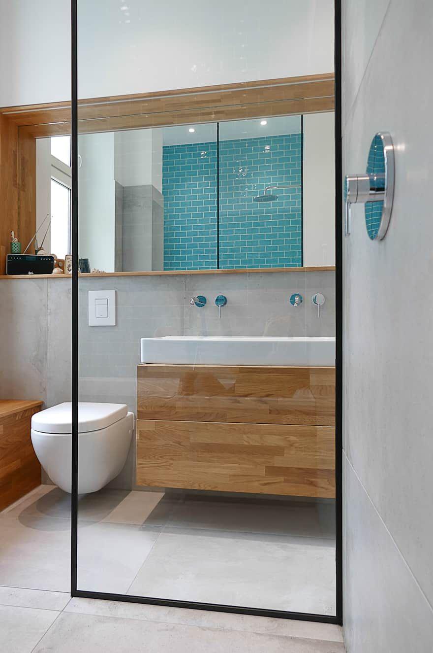 Badezimmer Ideen, Design und Bilder   homify   Badgestaltung ...
