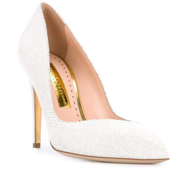 pointed toe pumps - White Rupert Sanderson Pre Order Perfect yNX5e