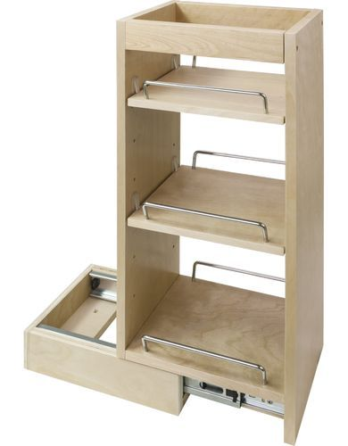 Wall Cabinet Pullout 5'' X 10-1/2'' X 24'' WPO5 in 2019 | cabinets on 9 x 9 kitchen, 11 x 9 kitchen, 14 x 9 kitchen, 10 x 6 bedroom, 8 x 9 kitchen, 12 x 9 kitchen, 15 x 12 kitchen, 12 x 12 kitchen, 10 x 6 deck, 20 x 15 kitchen, 10 x 6 pool, 11 x 11 kitchen, 8 x 6 kitchen,