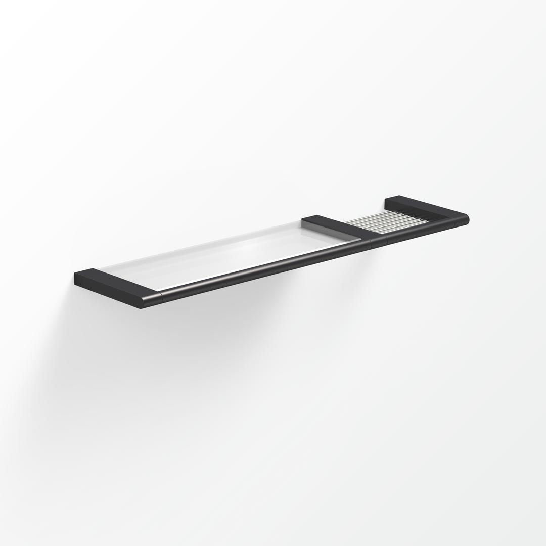 The Artizen Range of Bathroom Accessories in Matt Black from Avenir ...