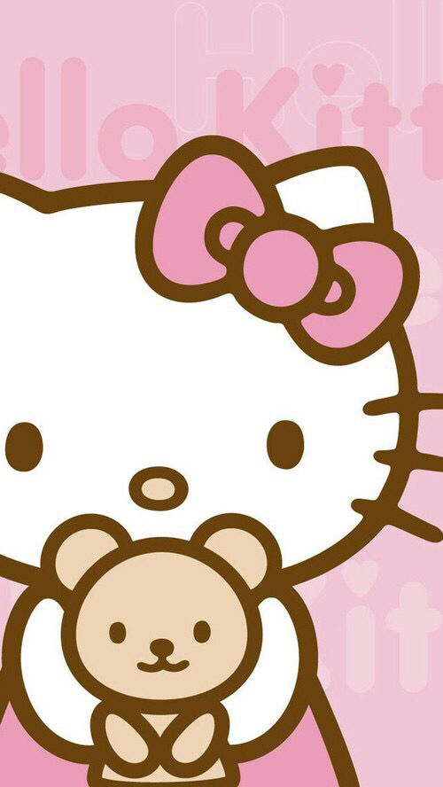 Hello kitty  discovered by Sarah ♡ on We Heart It
