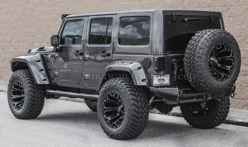 Unlimited Sport Utility 4Door (With images) Jeep