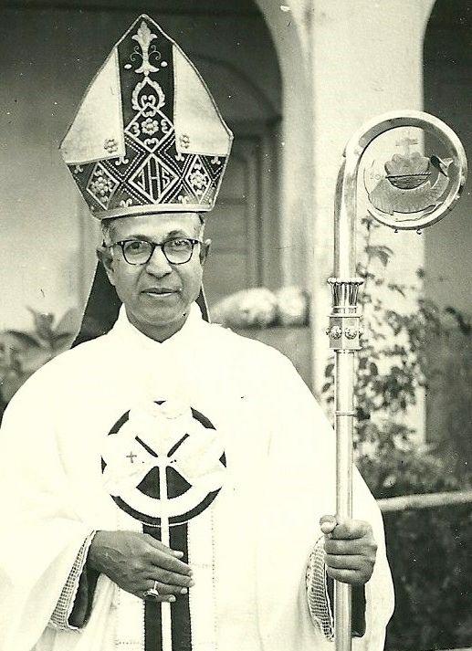Bombay, 1972   Bishop William Gomes of Poona, India. As secr…   Flickr