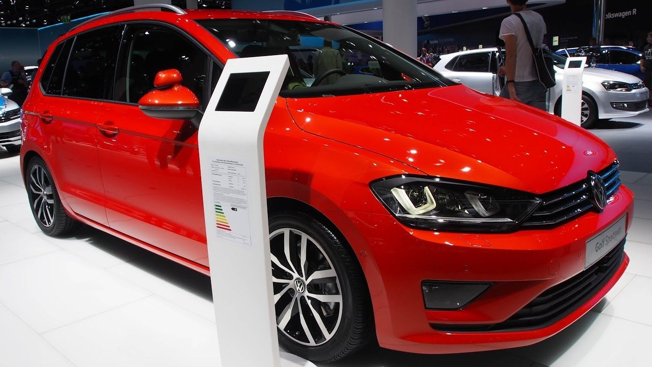 2016 Volkswagen Golf Sportsvan Comfortline Driving School 1 6l