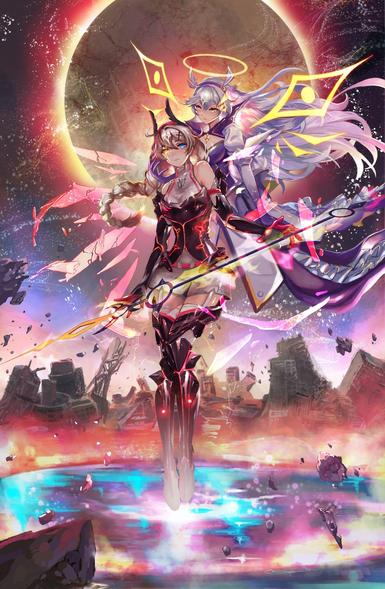 Honkai Impact 3 image by Duong Nguyen Anime, Anime