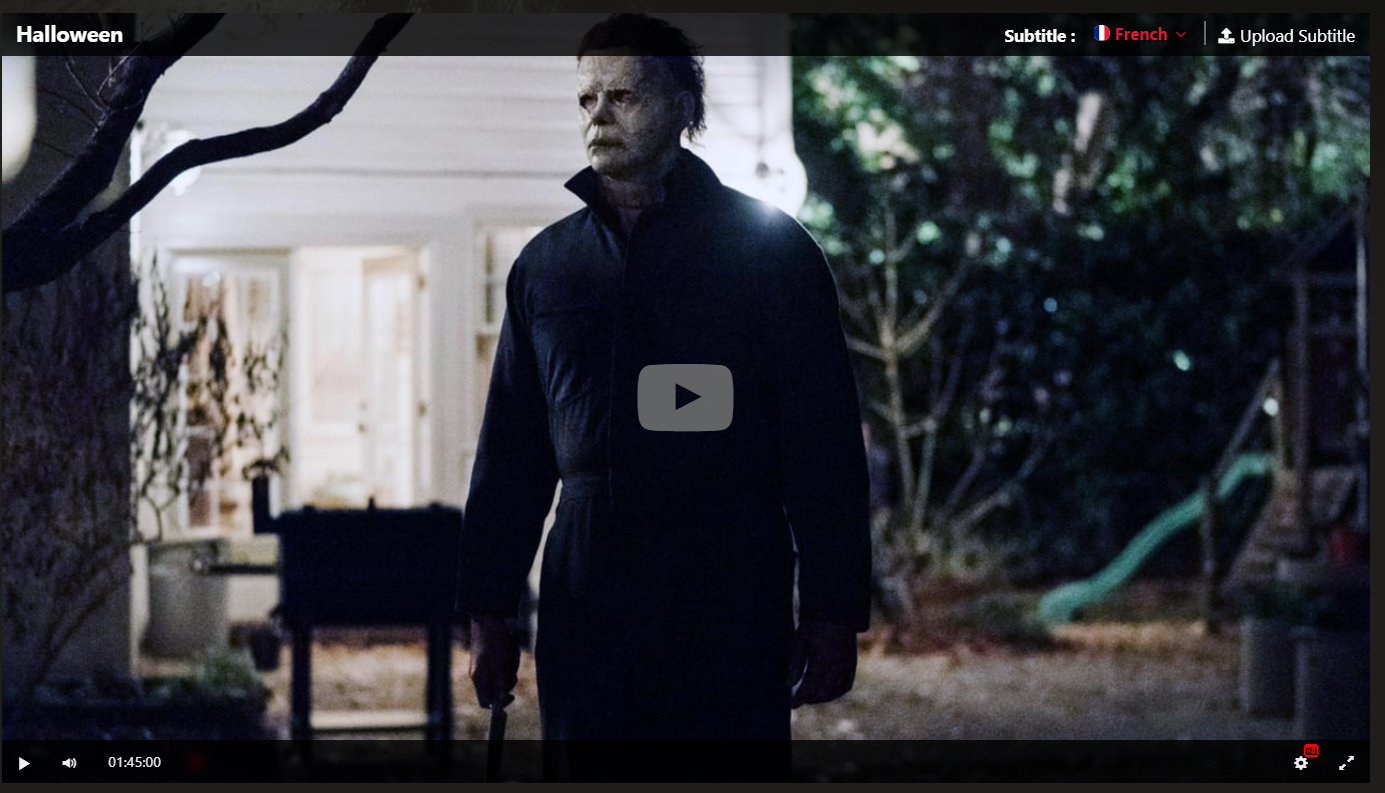 Will Patton Halloween 2020 HD] Halloween 2018 Film Complet En Francais in 2020 | Jamie lee