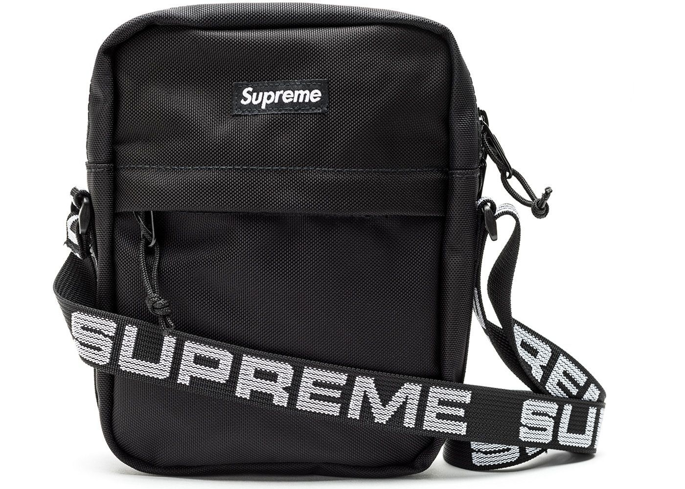 ee574cfd Buy and sell authentic Supreme streetwear on StockX including the Supreme  Shoulder Bag (SS18)