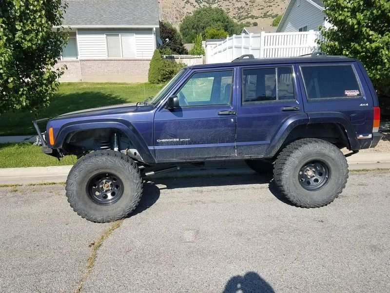 Image Result For Jeep Cherokee Blue Lifted Jeep Cherokee Xj Jeep Xj Mods Jeep Xj
