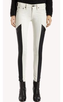 Bought these Rag & Bone Grand Prix jeans at Barneys and love love love.