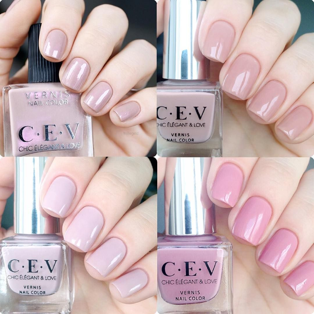 D4zzling me lee hi rose inspired nail - Cev Chic Elegant Love Can T Get Enough For Nude Nail Polish