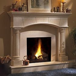 cast stone fireplace mantel stone fireplace mantels cast stone