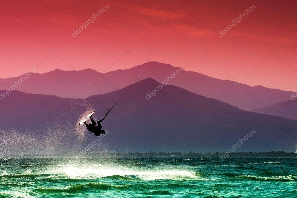 - Stock Photo ,Kite surfing - Stock Photo ,  Blair Conklin | CATCH SURF | This Is Mov | Mexico 📲