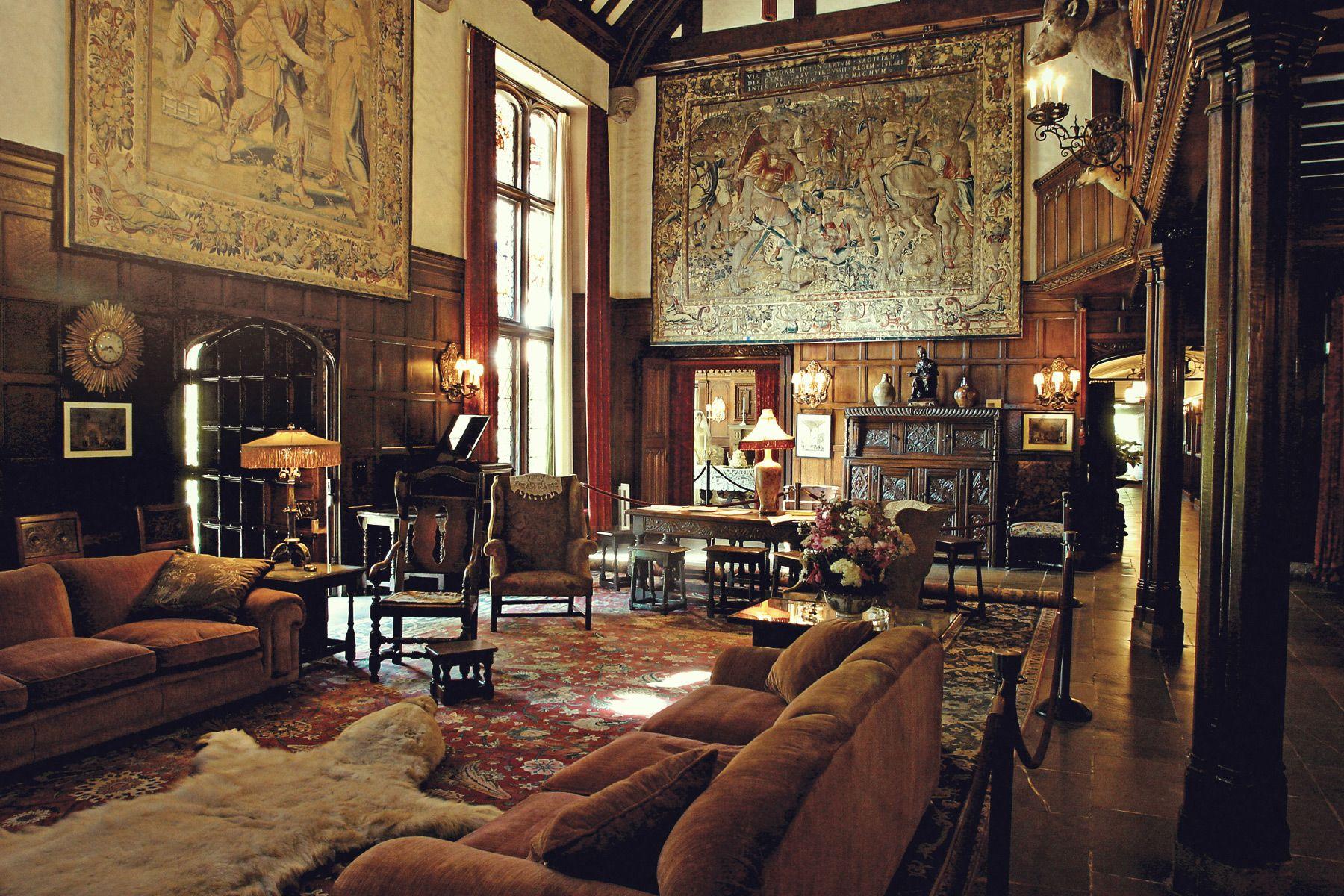Tours & Attractions | Stan Hywet Hall & Gardens | Pomieszczenia i ...