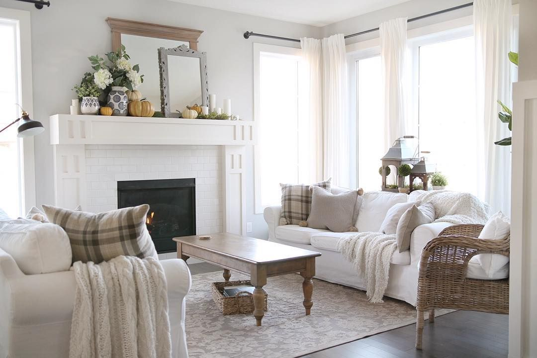 Pin By Karima Taalbi On Cozy Cottage Living Rooms Living Room Cottage Living Rooms Interior Design