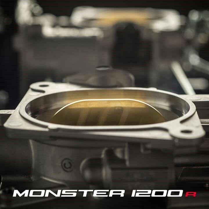 #Monster1200R