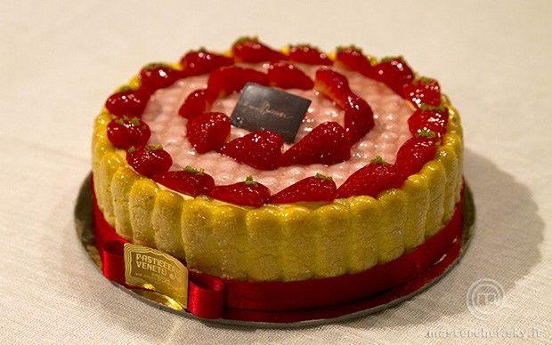 Torte Da Credenza Iginio Massari : La torta di iginio massari a base pasta frolla masterchef