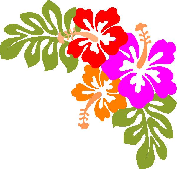 Hawaiian Party Clipart Clipart Kid Hibiscus Clip Art Hawaiian Quilts Clip Art Borders