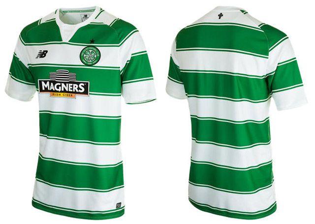 6f98e34c44 Camisas do Celtic FC 2015-2016 New Balance