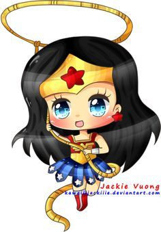 chibi wonder woman and superman - Google Search | Marvel ...