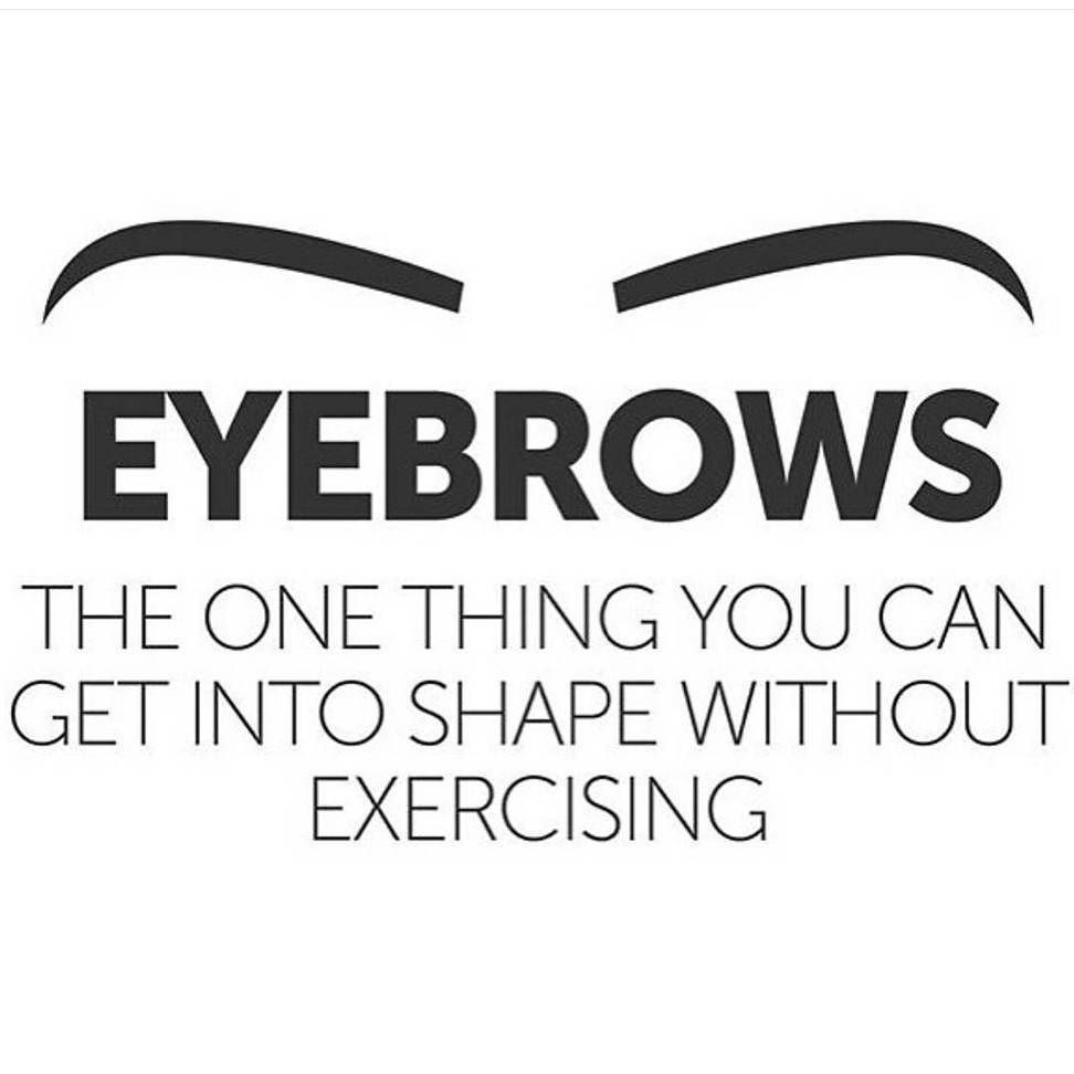 This We Have To Agree At No Sweat Too. #makeupquotes