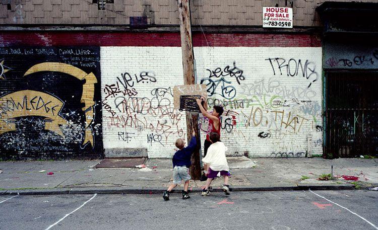 Bushwick, Brooklyn. Larry Racioppo.