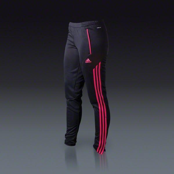 adidas Women's Condivo 12 Training Pant || SOCCER.COM black