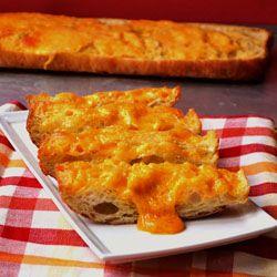 Cheese bread.