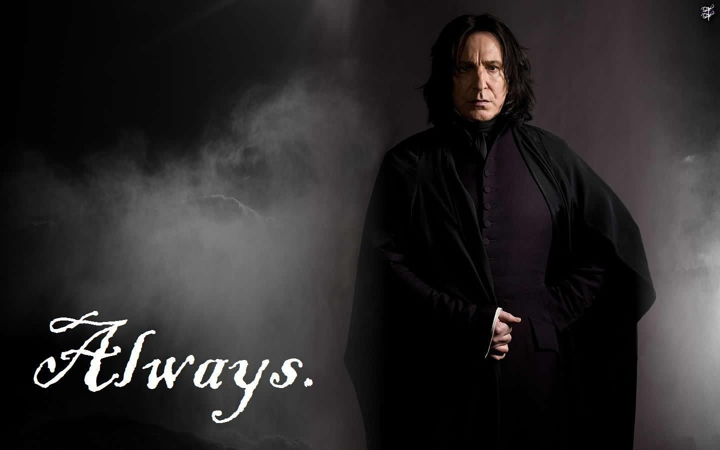 Image result for severus snape always