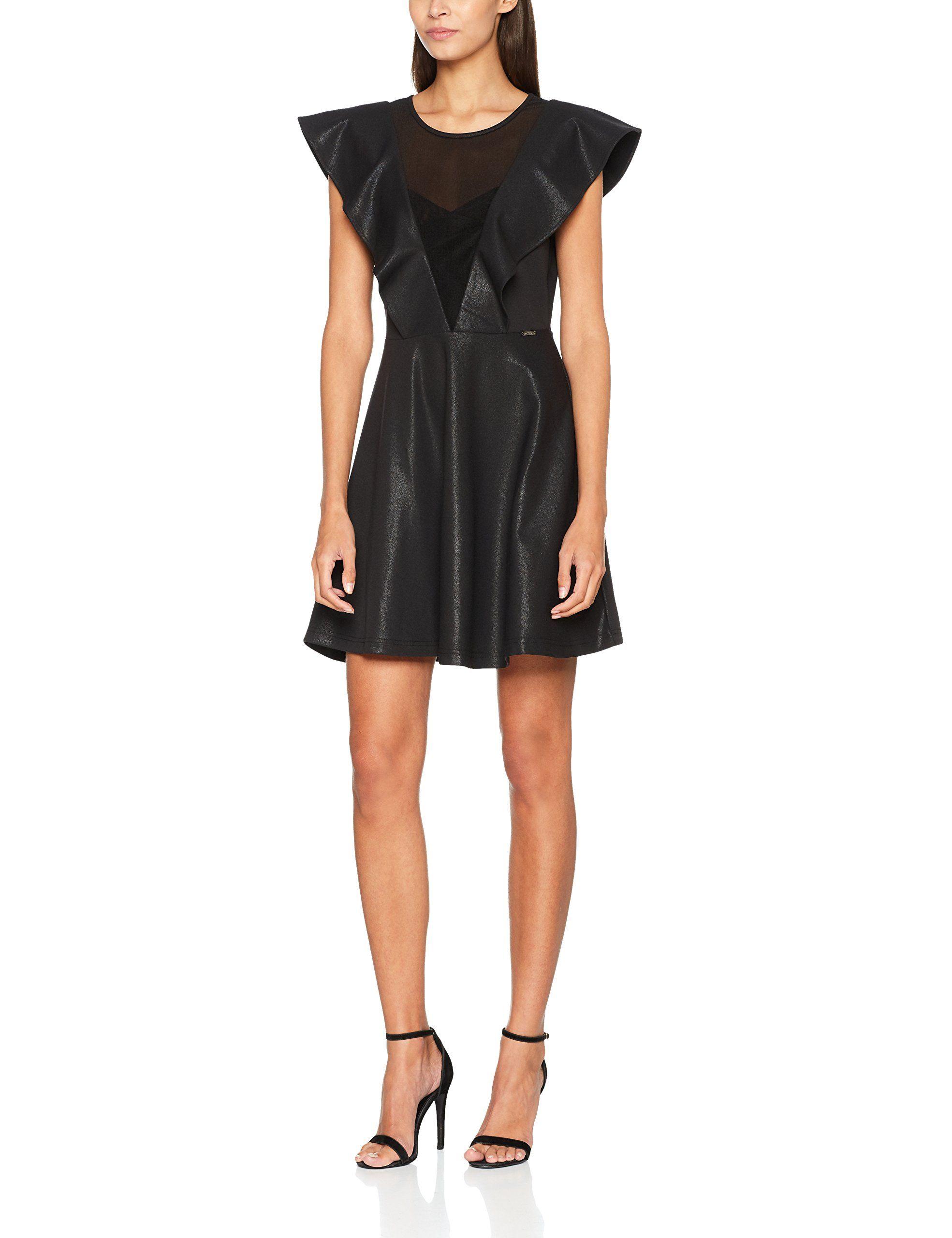 Guess Damen Lavinia Dress Kleid in 11  Little black dress