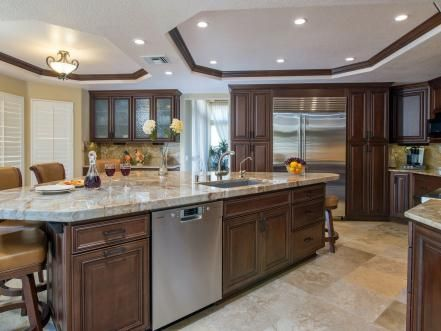 A Guide To Kitchen Layouts Kitchen Layout Kitchen Designs