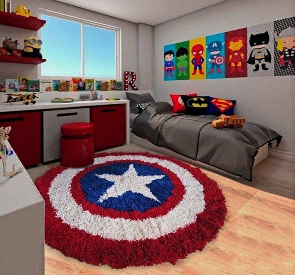 36 Cozy Boys Bedroom Decorating Ideas In 2020 Boys Bedroom Decor Cool Bedrooms For Boys Boy Bedroom Design