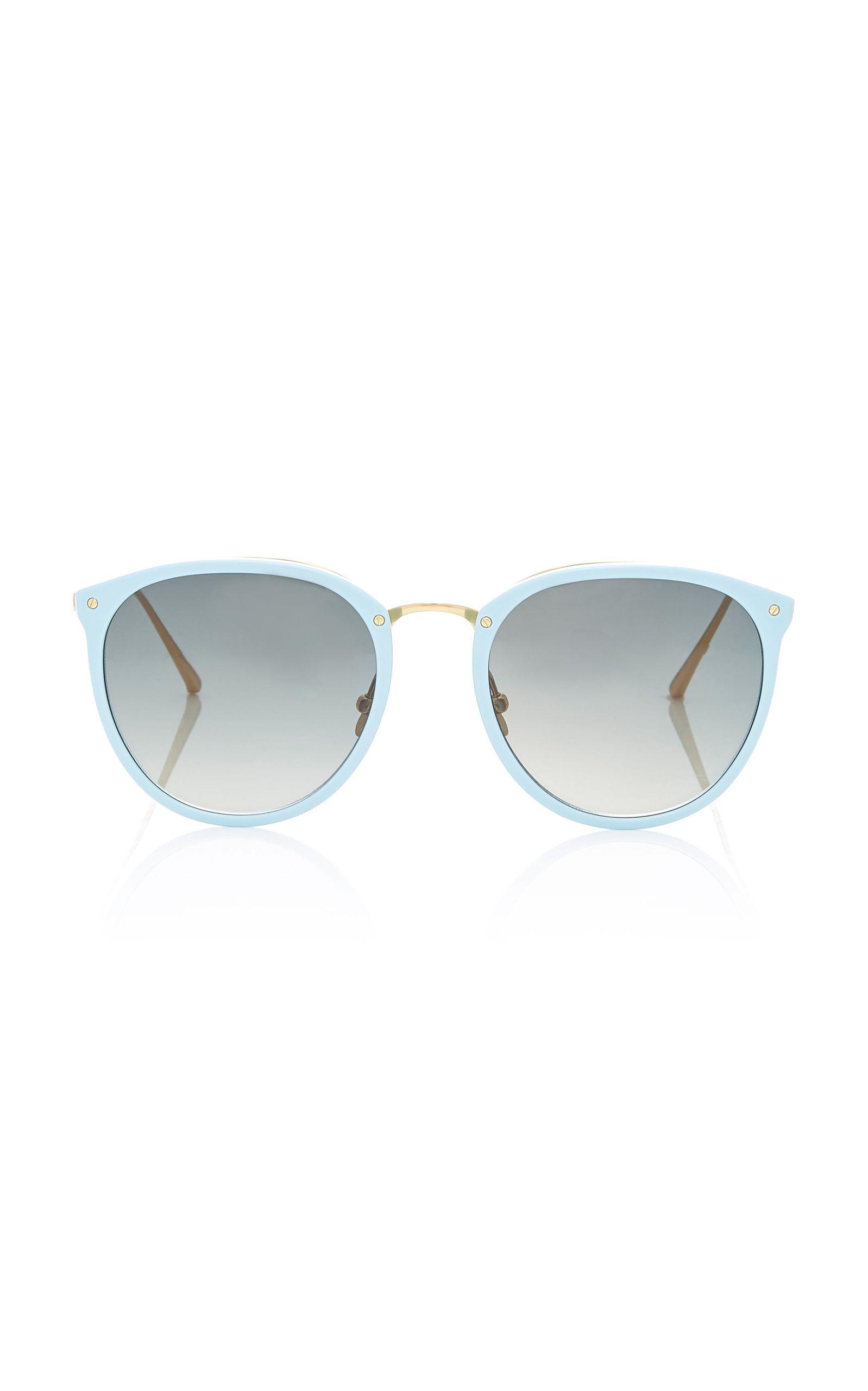 c3d8e5c2dc83 Butterfly-Frame Acetate Sunglasses by LInda Farrow Butterfly Frame, Linda  Farrow, Contemporary Design