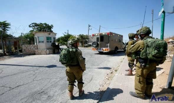 Arab Today Arab Today Israel Army Clamps Down On West Bank Weapon Makers Gaza West Bank Army