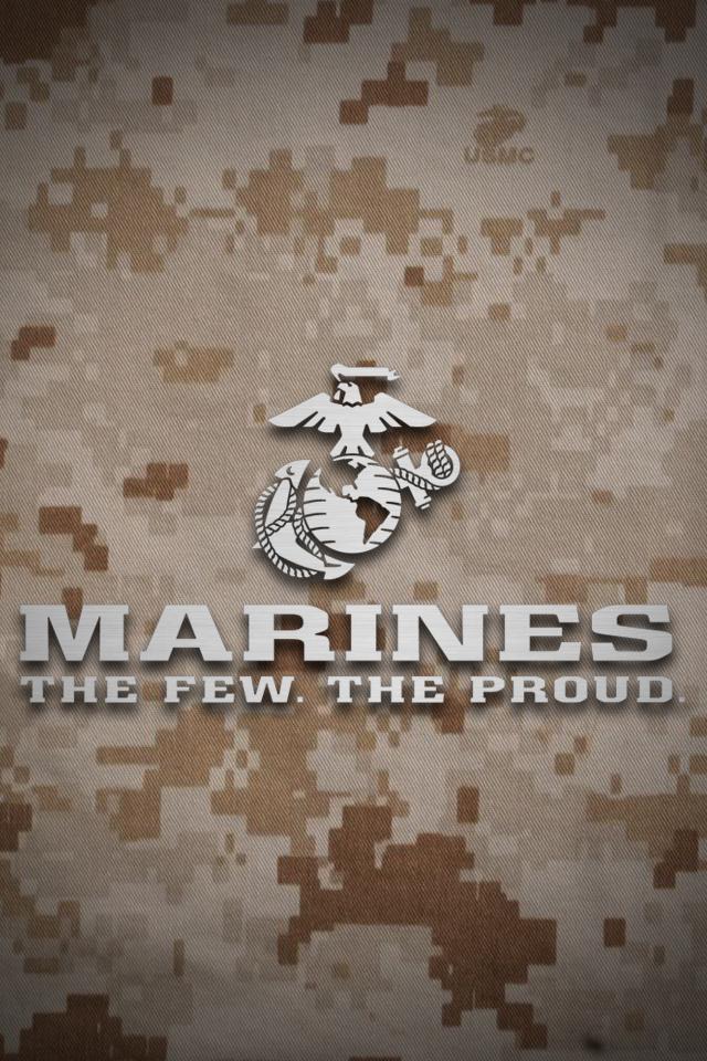 Pix For > Marine Corps Symbol Wallpaper