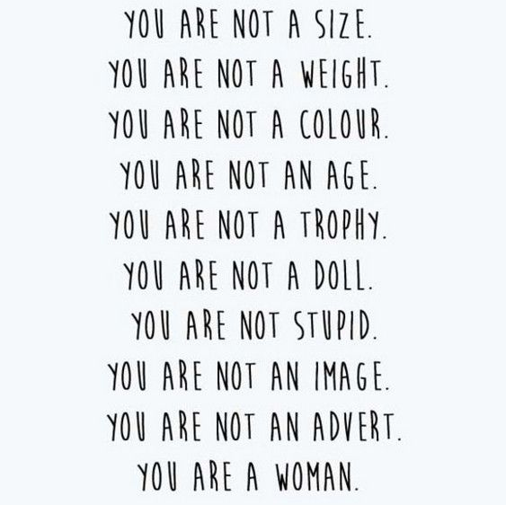 You Are Not Quote Body Quotes