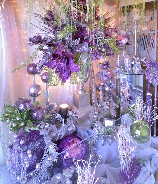 Christmas Display Ideas - GandGwebStore Christmas at Lavender