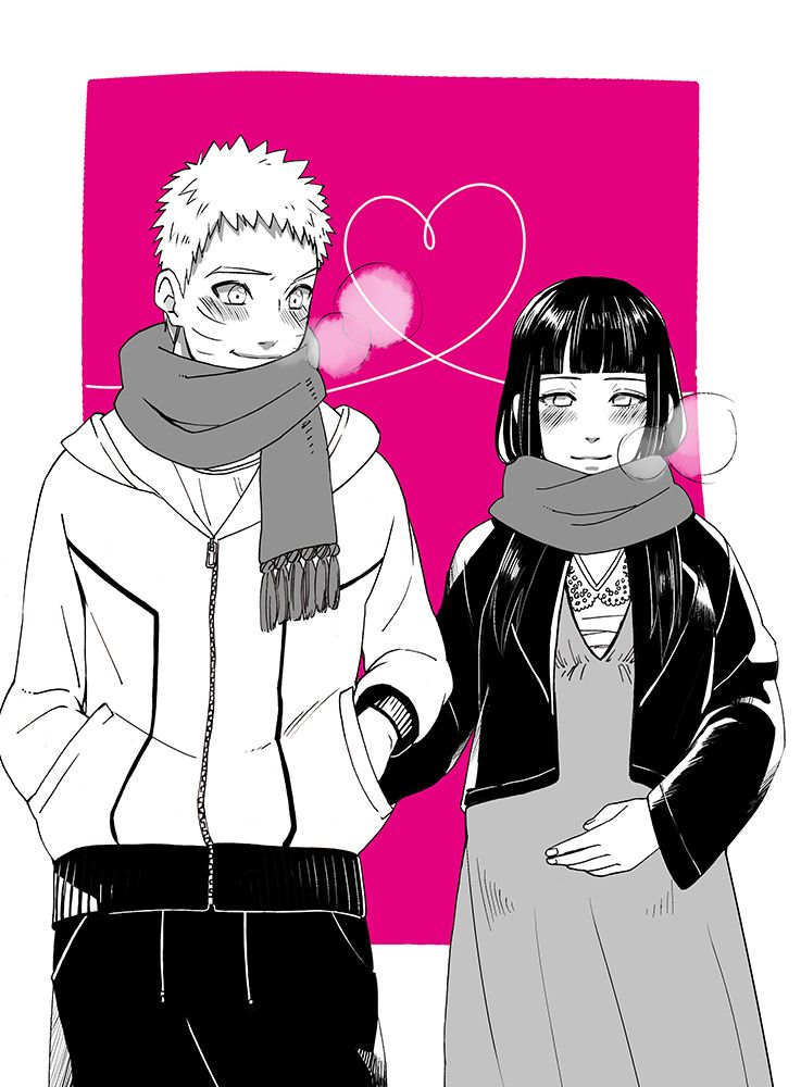 Imma be posting a bunch of NaruHina things for a while