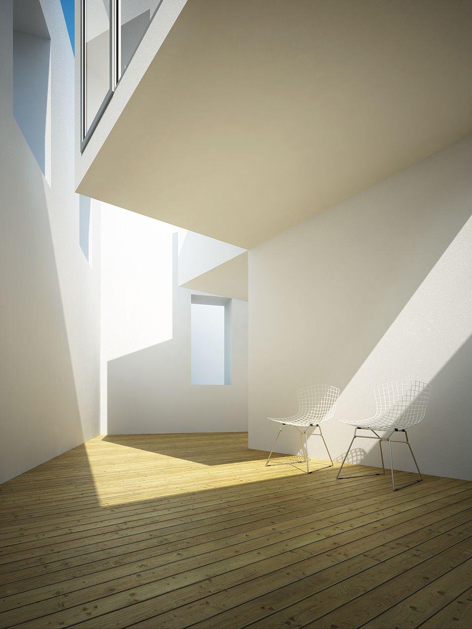 Alenquer Villa design, Shadow architecture, Architecture