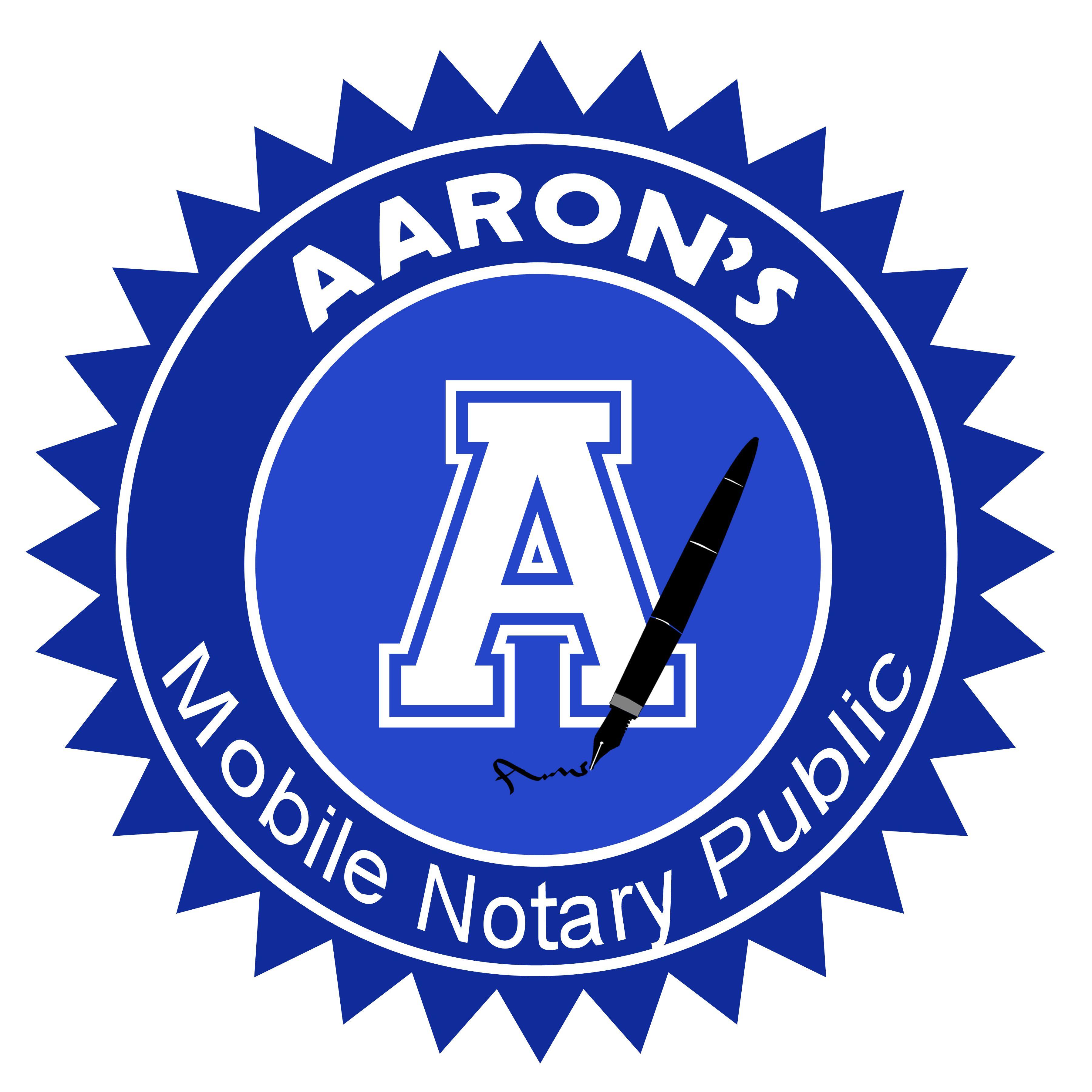 mobile notary public logo design by ednamdesigns com logos and rh pinterest com notary public loganville ga notary public logansport in