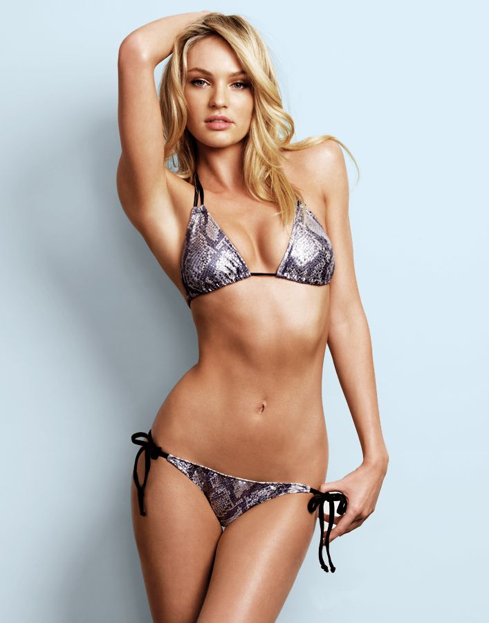 Candice Swanepoel Bikini Photos Gallery