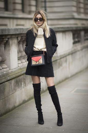 Streetstyle: London Fashion Week - Fashionscene.nl