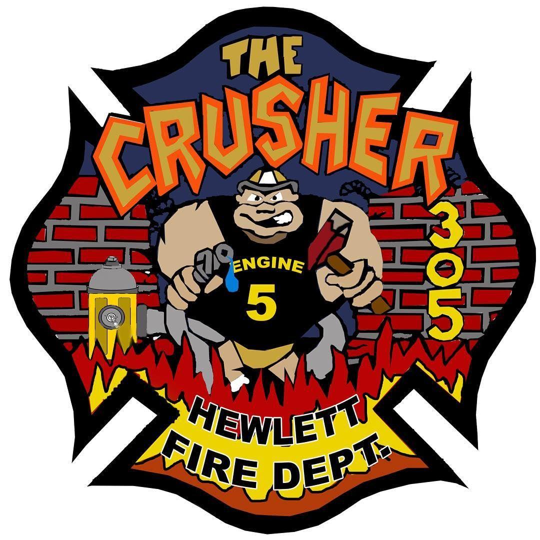 Hewlett Fire Dept. Engine Co 5 Fire dept, Firefighter