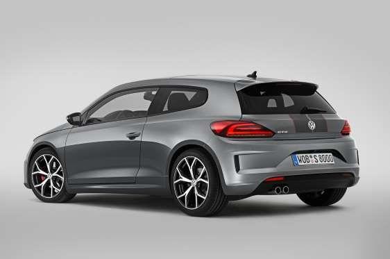 Volkswagen Scirocco Gts Reborn In Shanghai In 2020 Volkswagen Scirocco Vw Scirocco Volkswagen