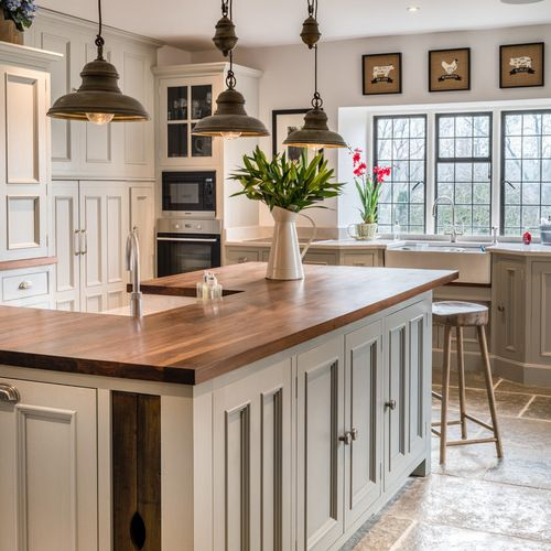 34 621 Farmhouse Kitchen Design Ideas Remodel Pictures Houzz Rustic Farmhouse Kitchen Farmhouse Style Kitchen Farmhouse Kitchen Decor