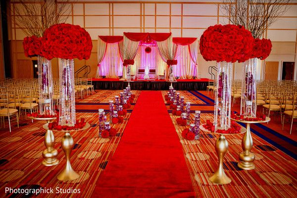 This traditional indian wedding includes gorgeous floral and decor this traditional indian wedding includes gorgeous floral and decor junglespirit Images