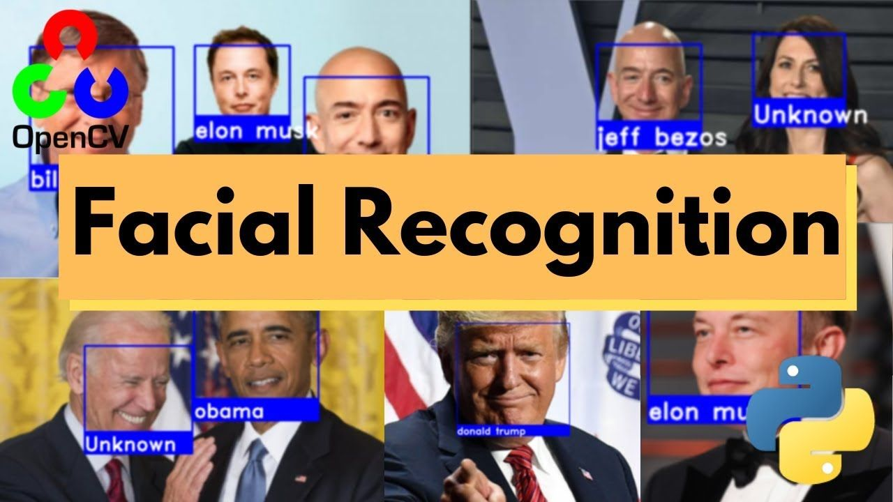Python face recognition tutorial w code download face