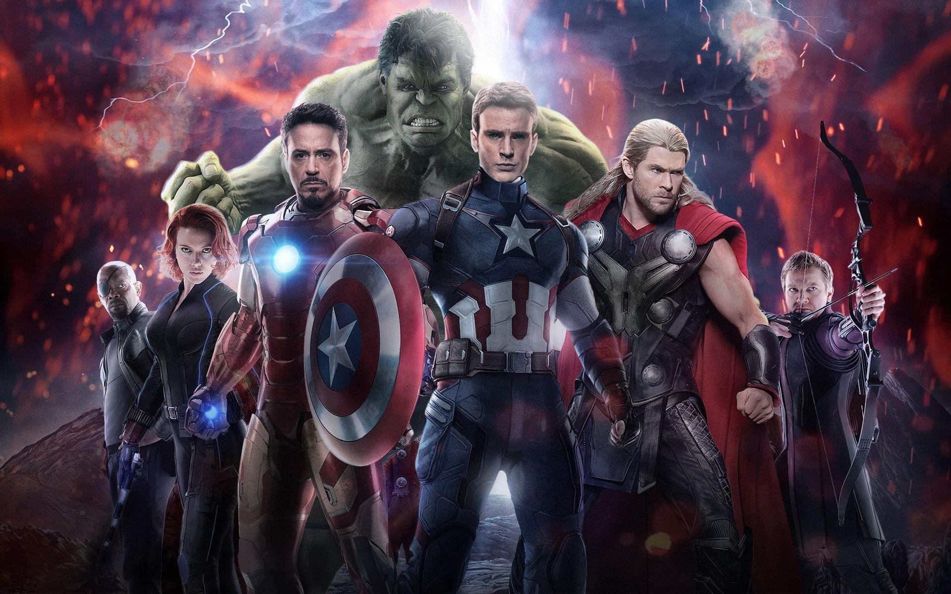 Avengers Age Of Ultron Wallpaper Mobile Avengers Age Avengers