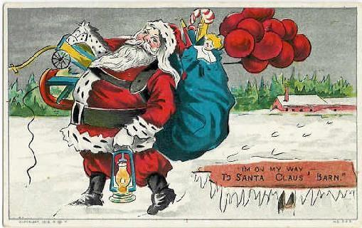 ¿De qué color es Papá Noel? | El Arte y su mundo