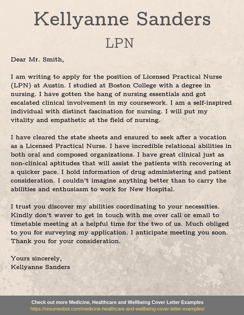 Nursing Resume Template Australia