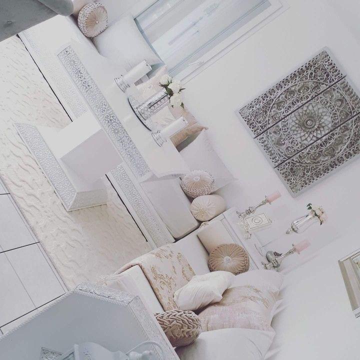 salon marocain sedari. moroccan sofa oriental | Arabic jalsa room ...
